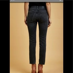 Levis made and crafted twig high slim size 30 new
